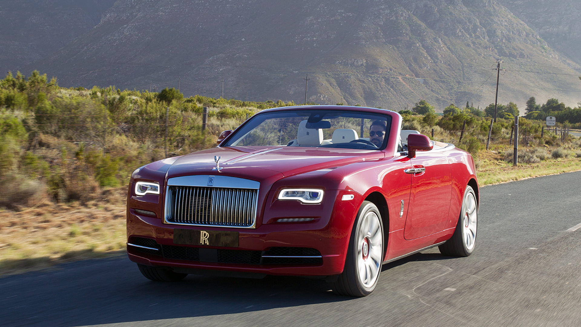 Rolls Royce Dawn 2016 STD