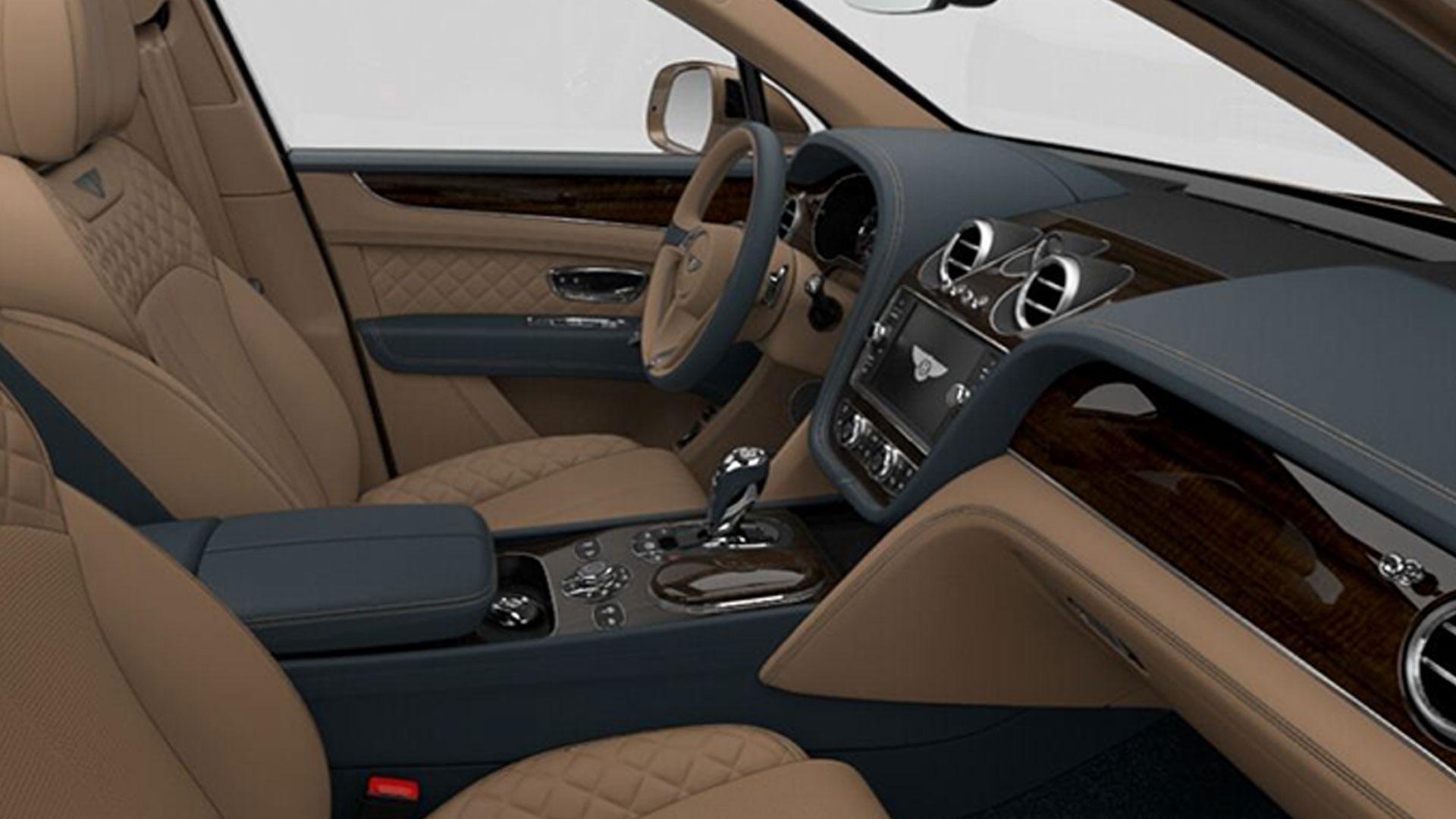 Bentley Bentayga 2016 STD Exterior