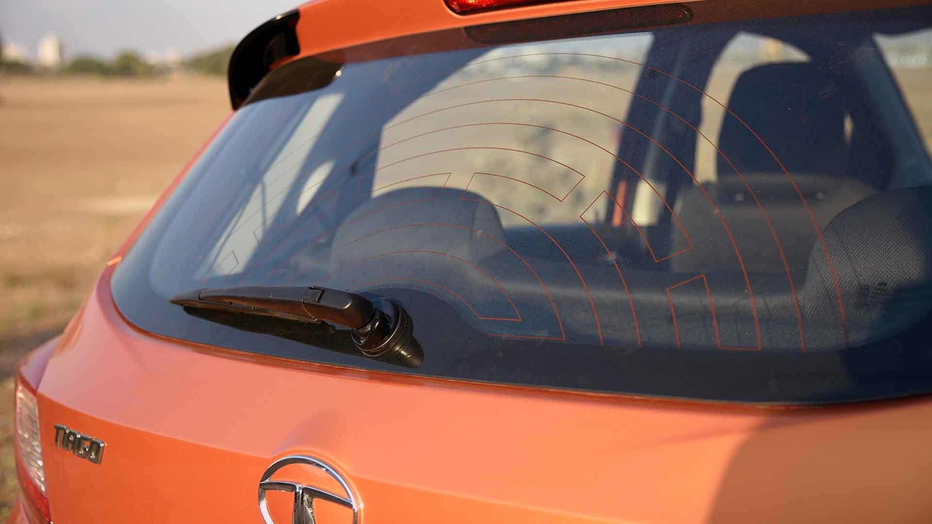 Tata Tiago 2016 Revotron XZ Exterior