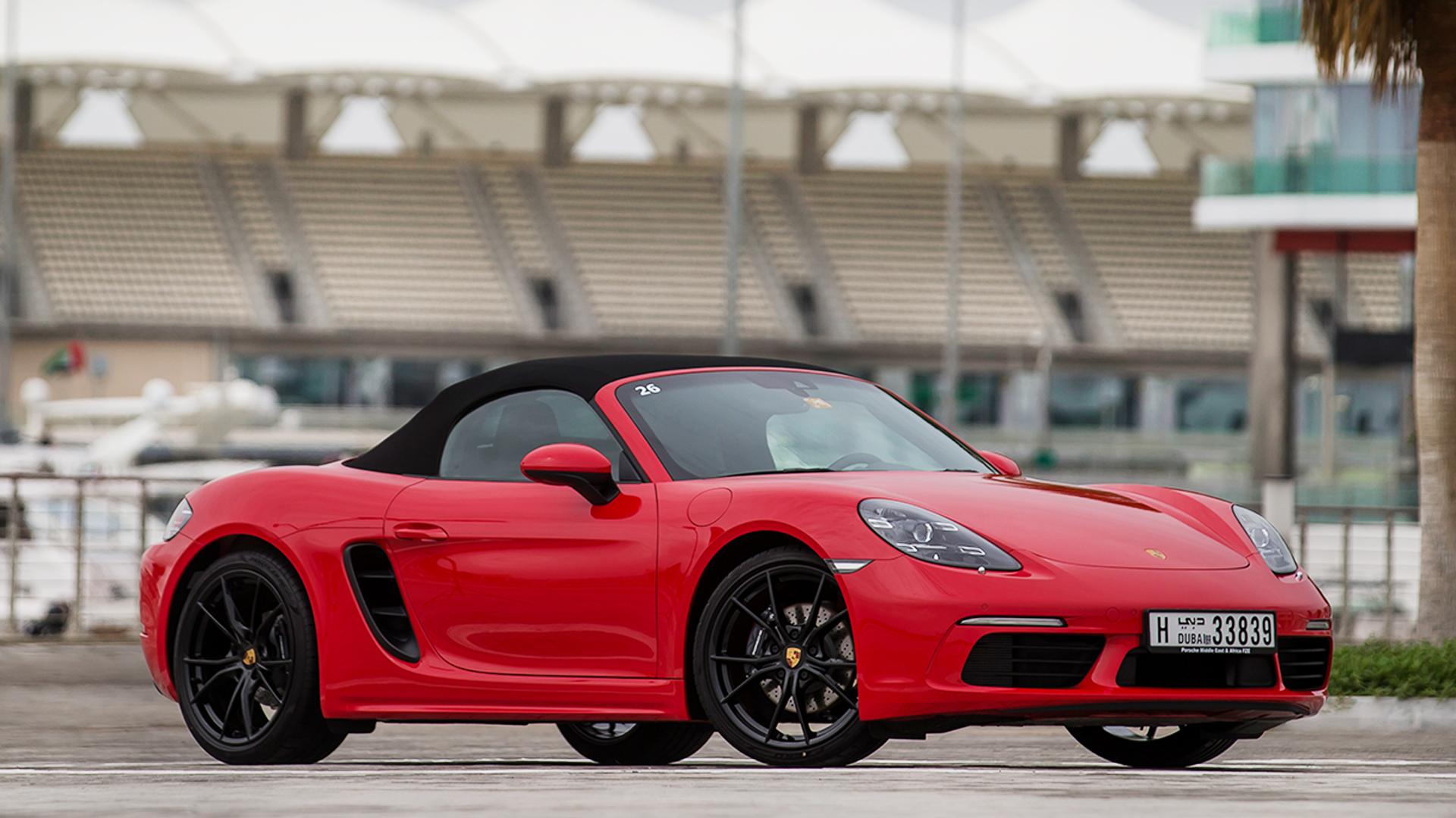 Porsche 718 2017 Price Mileage Reviews Specification Gallery