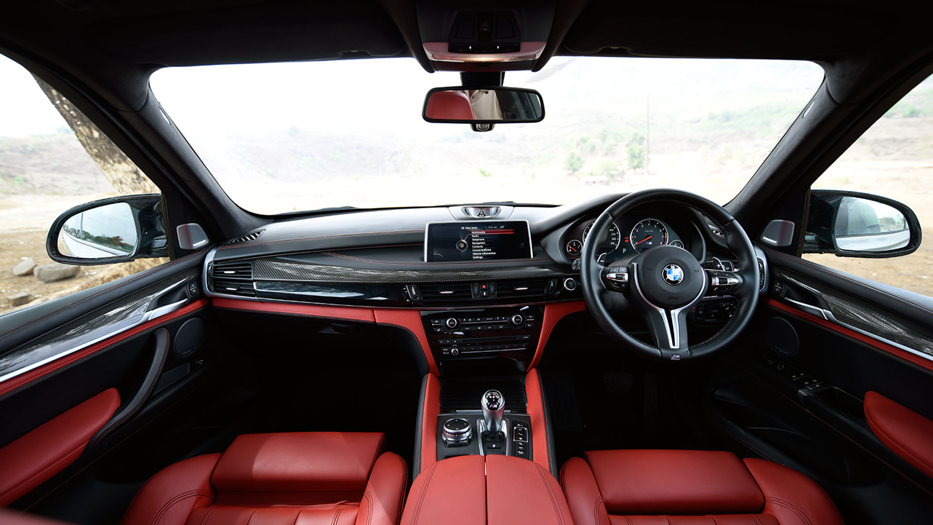 Bmw X5 2015 M Interior Car Photos Overdrive