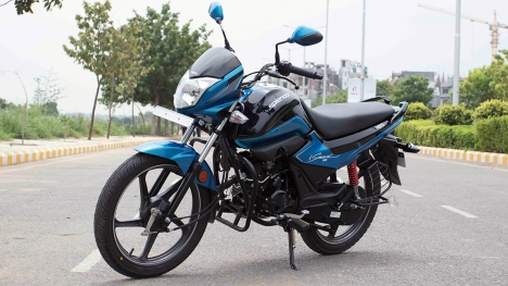 Hero Splendor iSmart 110 2016