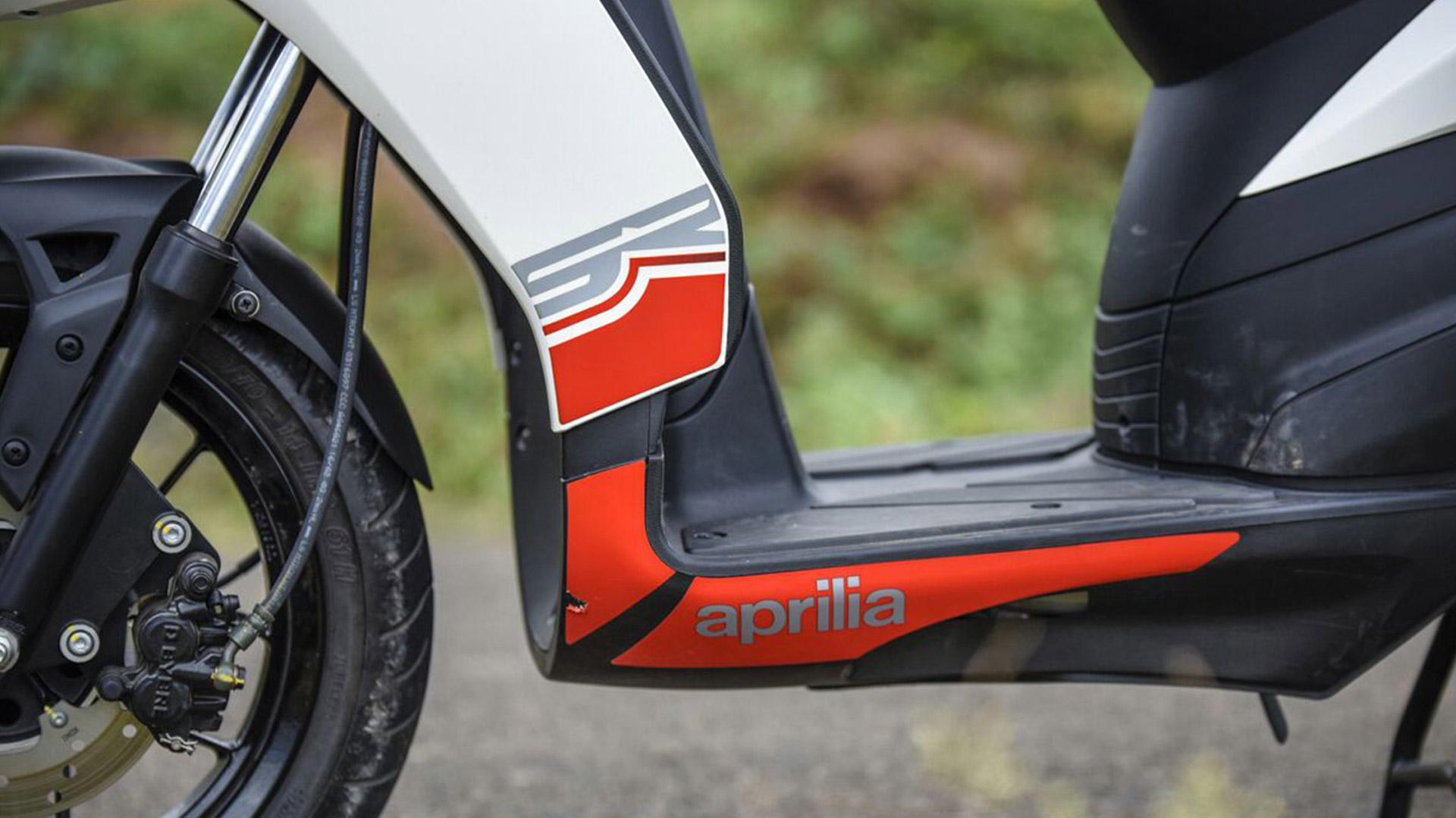 Aprilia SR 150 2016 STD
