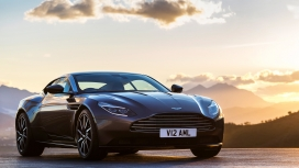 Aston Martin DB11 2016 STD