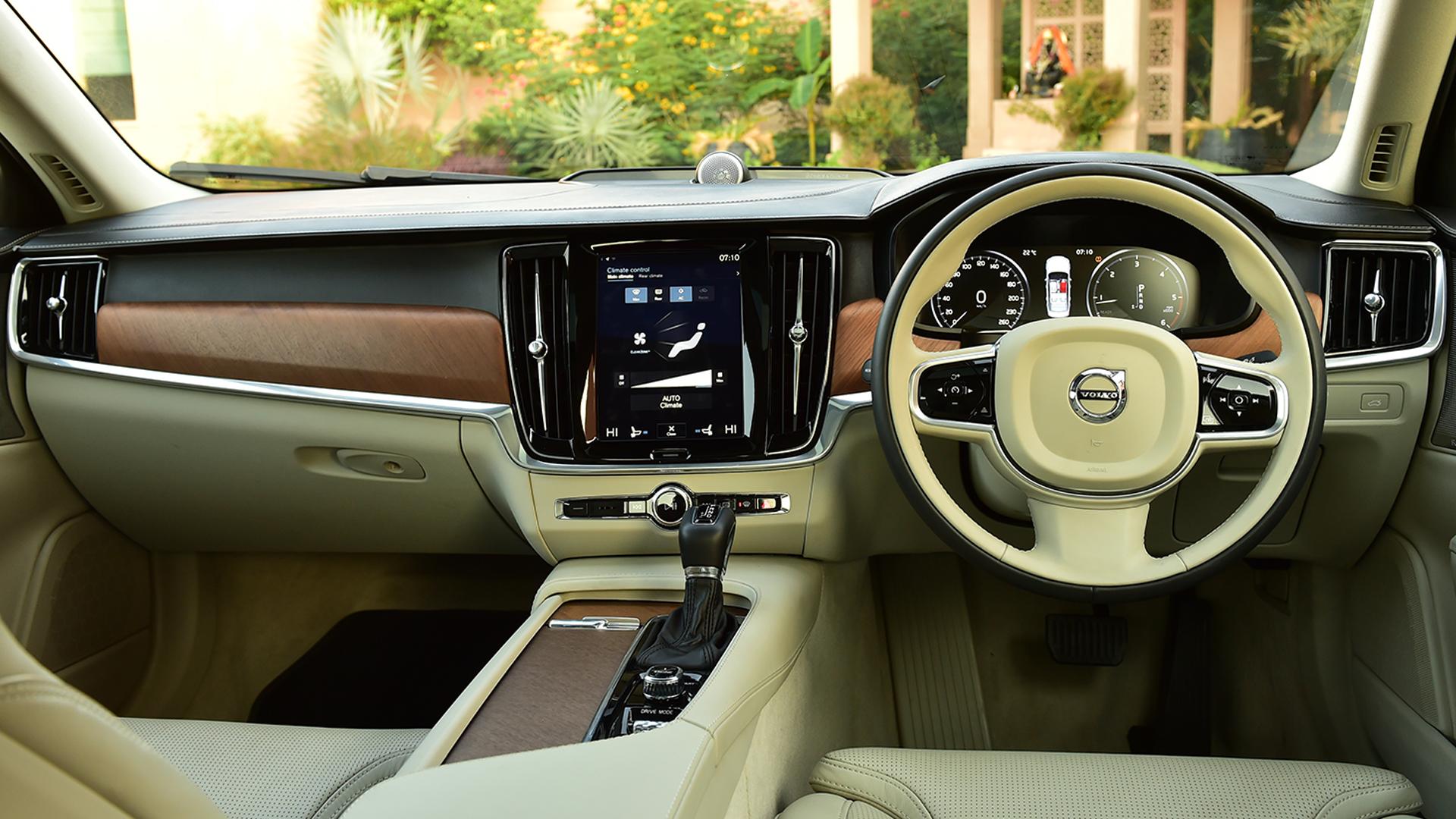 Volvo S90 2016 D4 Inscription Interior Car Photos Overdrive