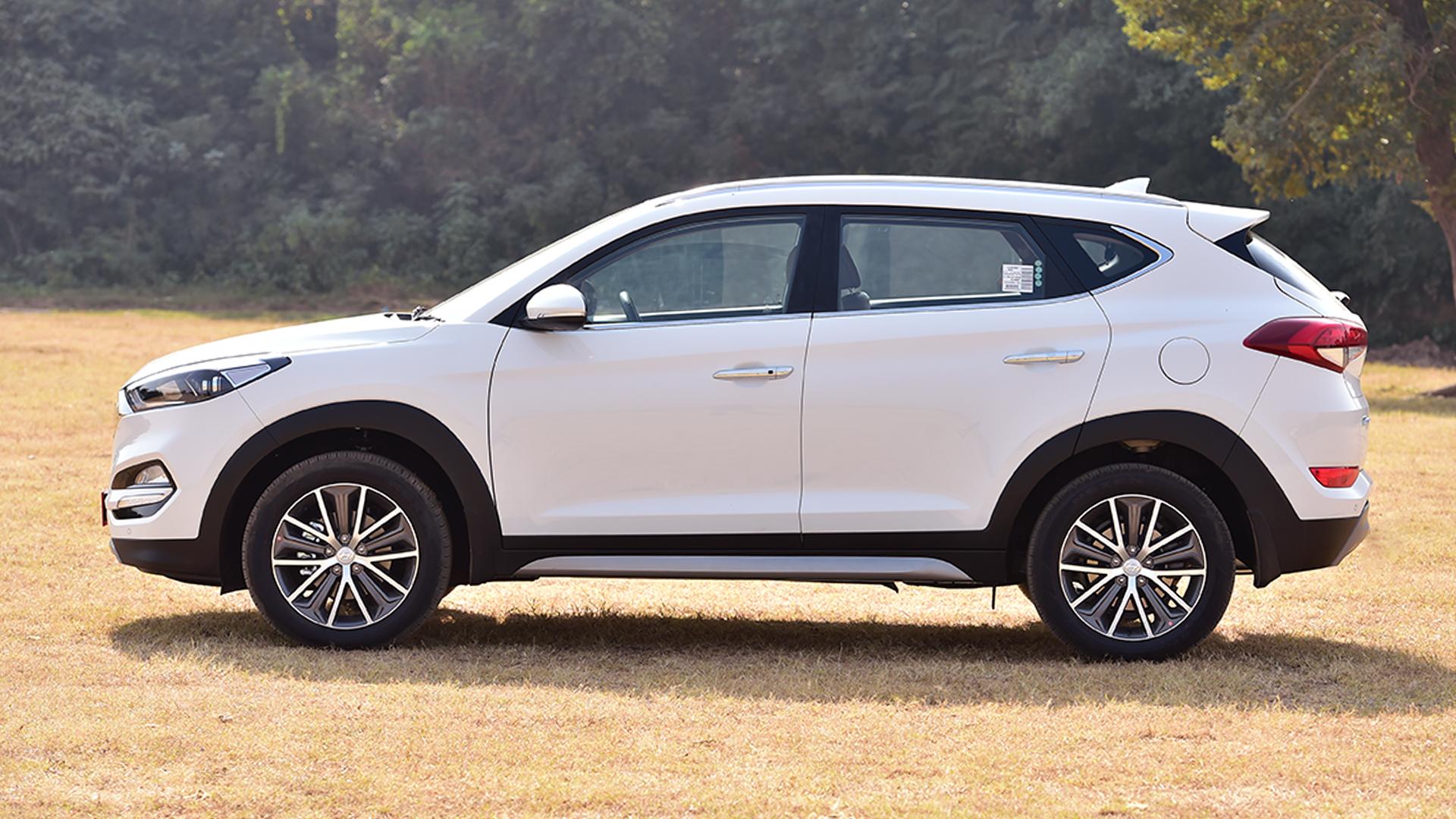 Hyundai Tucson 2016 Diesel Mt 2wd Price Mileage Reviews
