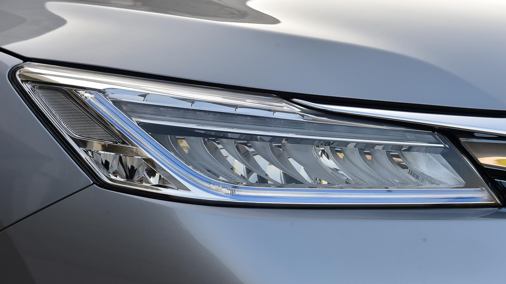 Honda Accord Hybrid 2016 STD Exterior