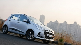 Hyundai Grand i10 2017 Magna Petrol