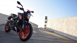 KTM 200 Duke 2019 ABS