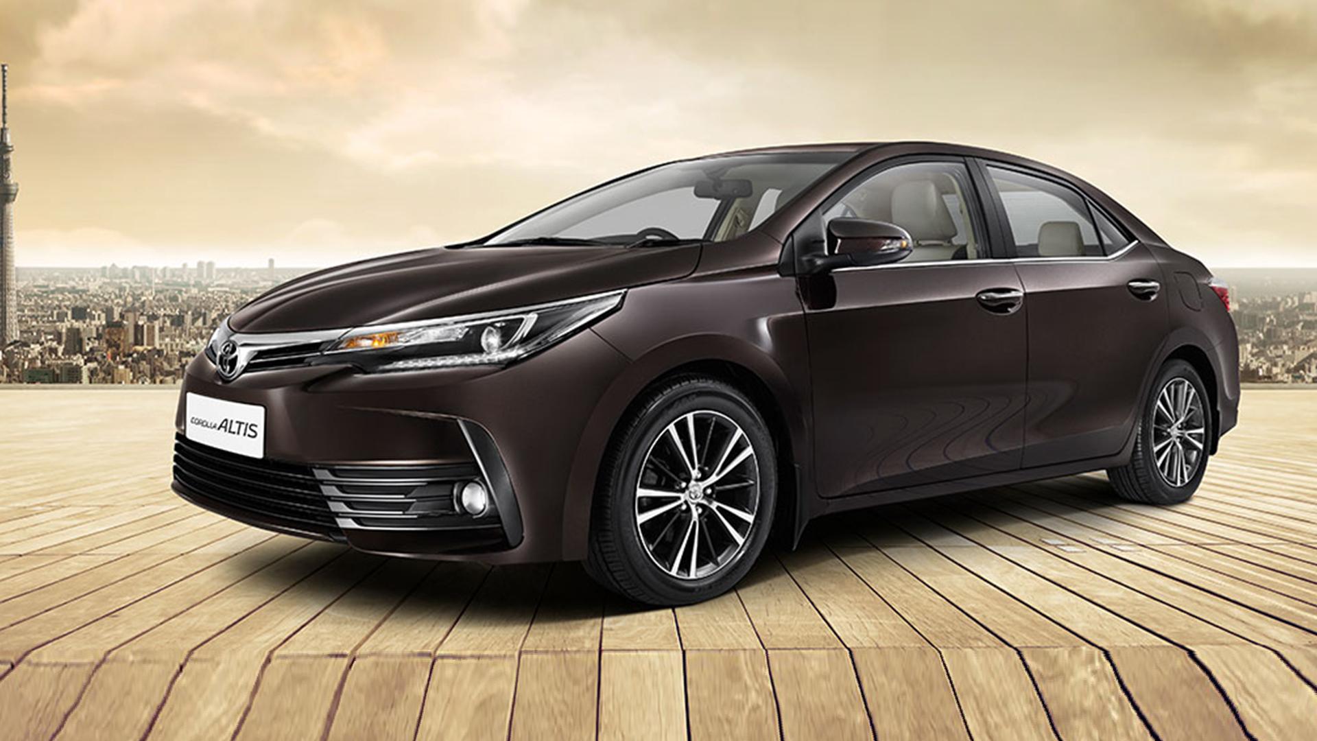 Toyota Corolla Altis 2017 G - Price, Mileage, Reviews ...