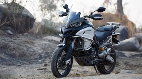 Ducati Multistrada 1200 2016 Enduro Price Mileage Reviews