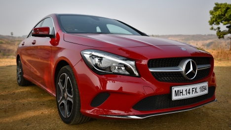 Mercedes-Benz CLA 2018