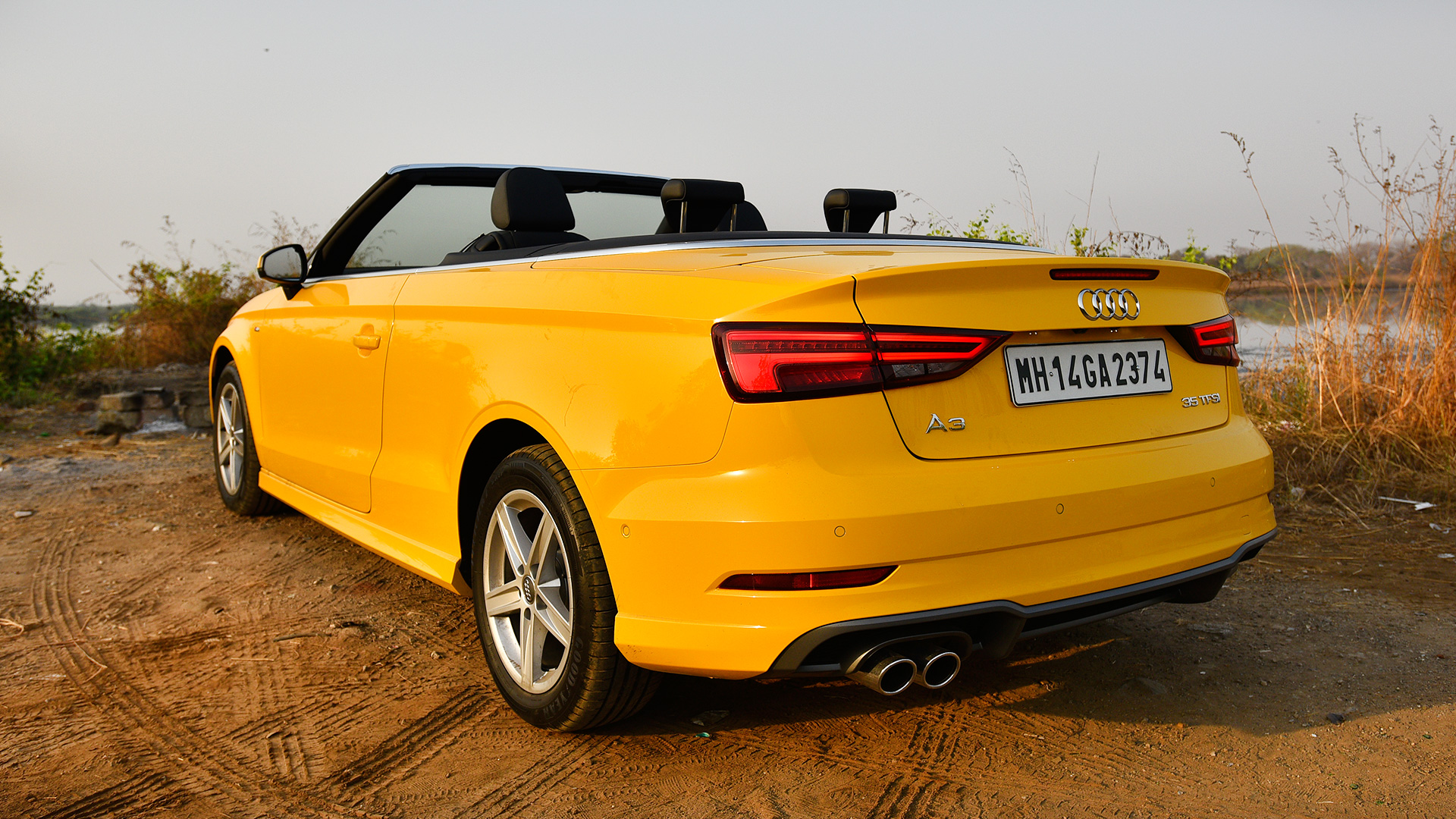 Audi A3 Cabriolet 2017 35 Tdi Technology Price Mileage Reviews