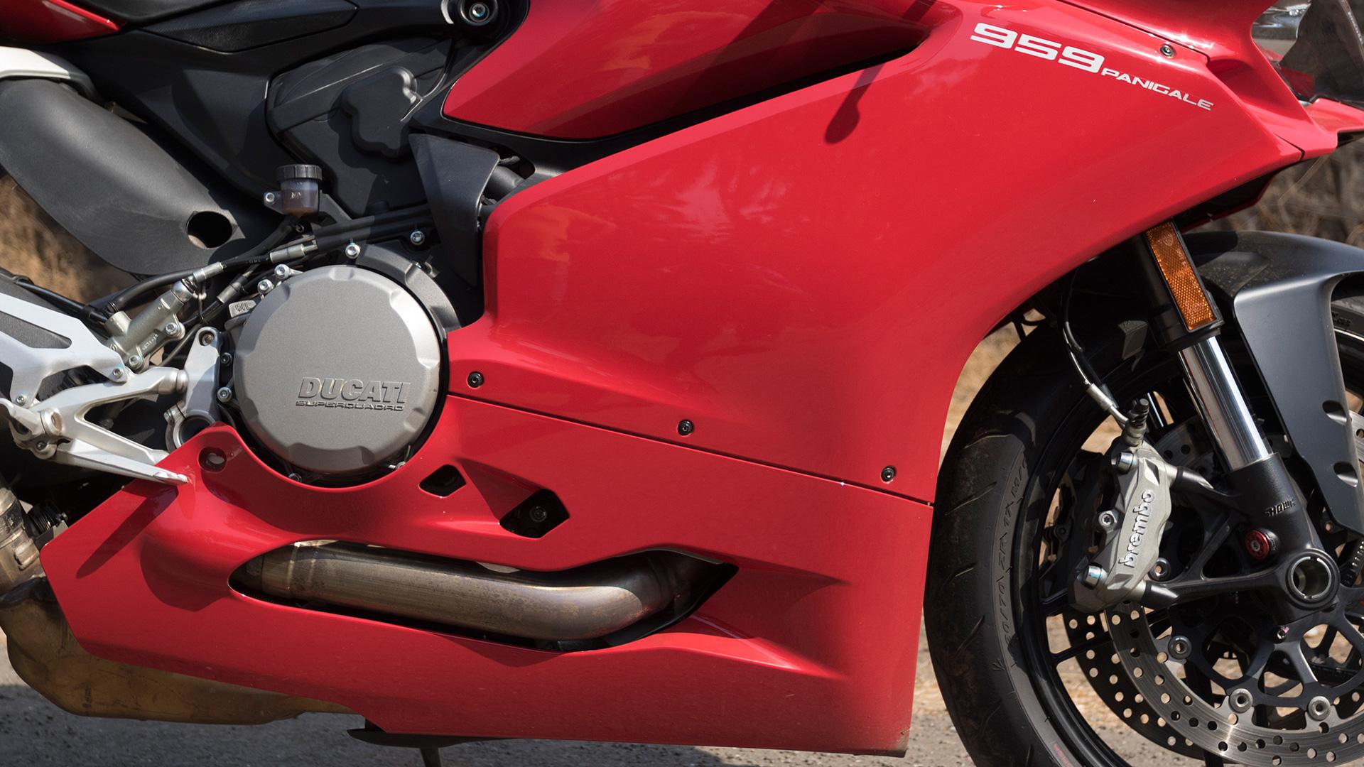 Ducati Panigale 2016 959