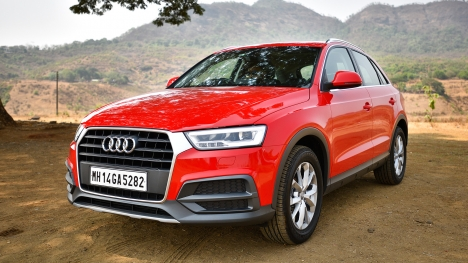 Audi Q3 2017 1.4 TFSI