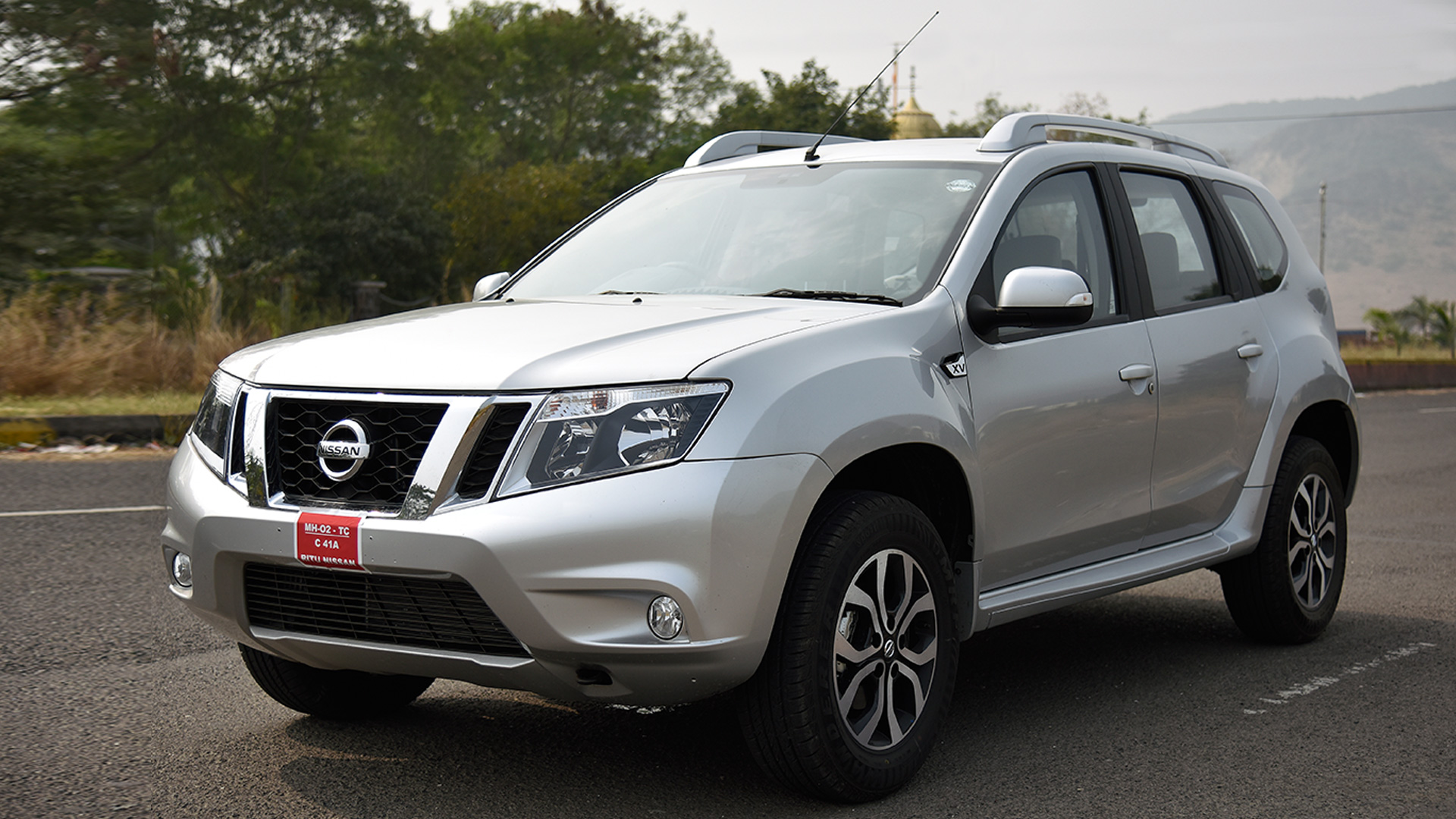 Nissan Terrano 2017 XV Premium AT dCi 110ps