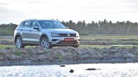 Volkswagen Tiguan 2017 Comfortline Diesel