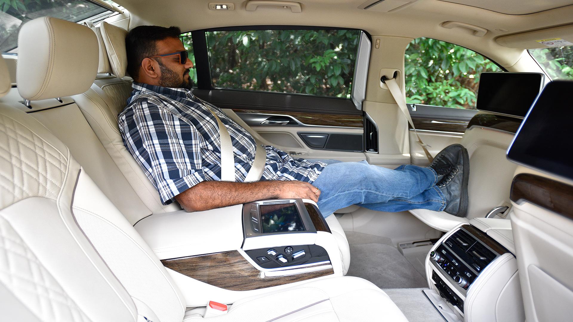 Bmw 7 Series 2017 740li Dpe Signature Interior Car Photos Overdrive