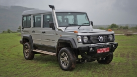 Force Gurkha 2017 Xpedition 5-door