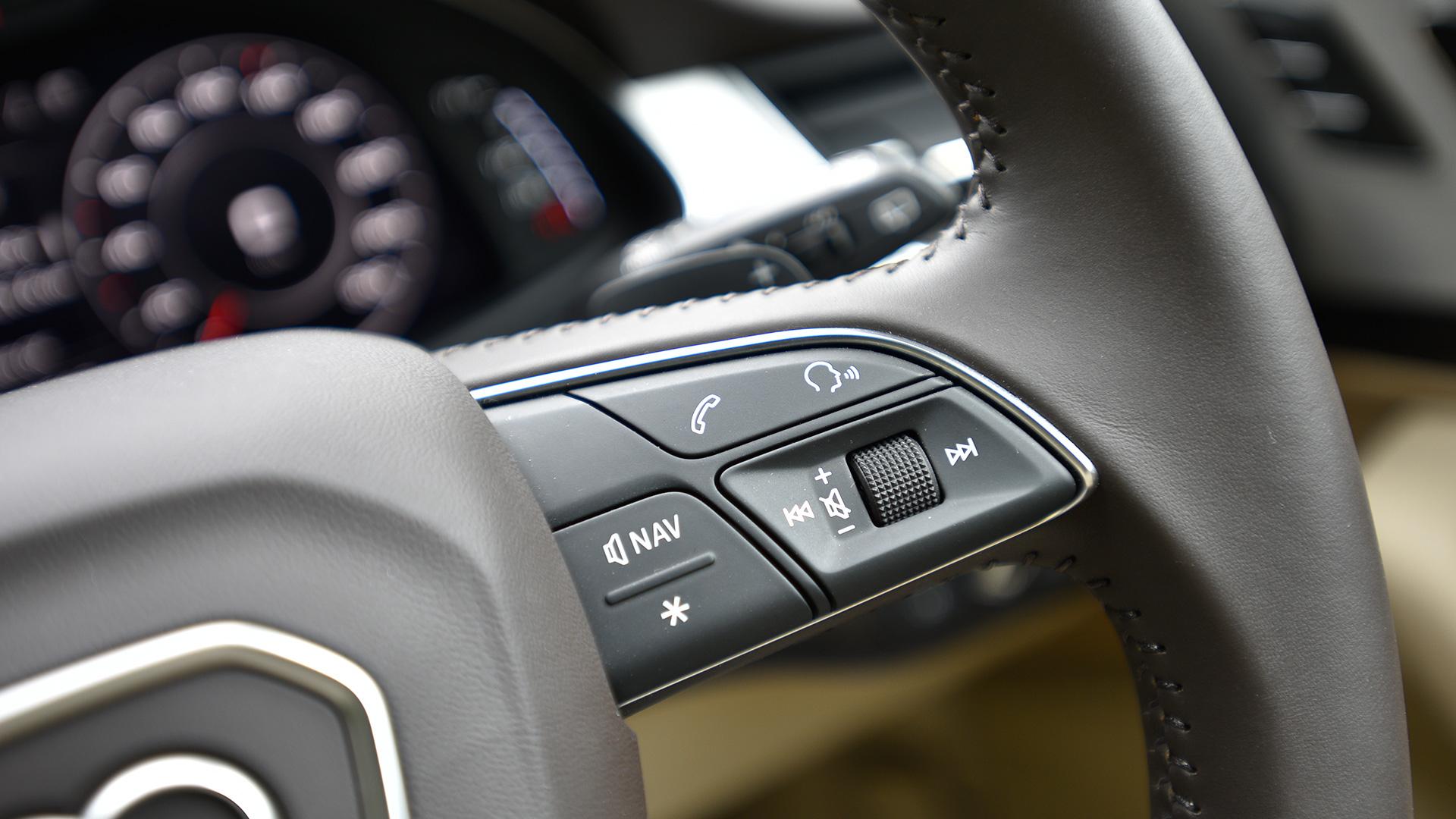 Audi Q7 2017 40 TFSI Premium Plus Interior