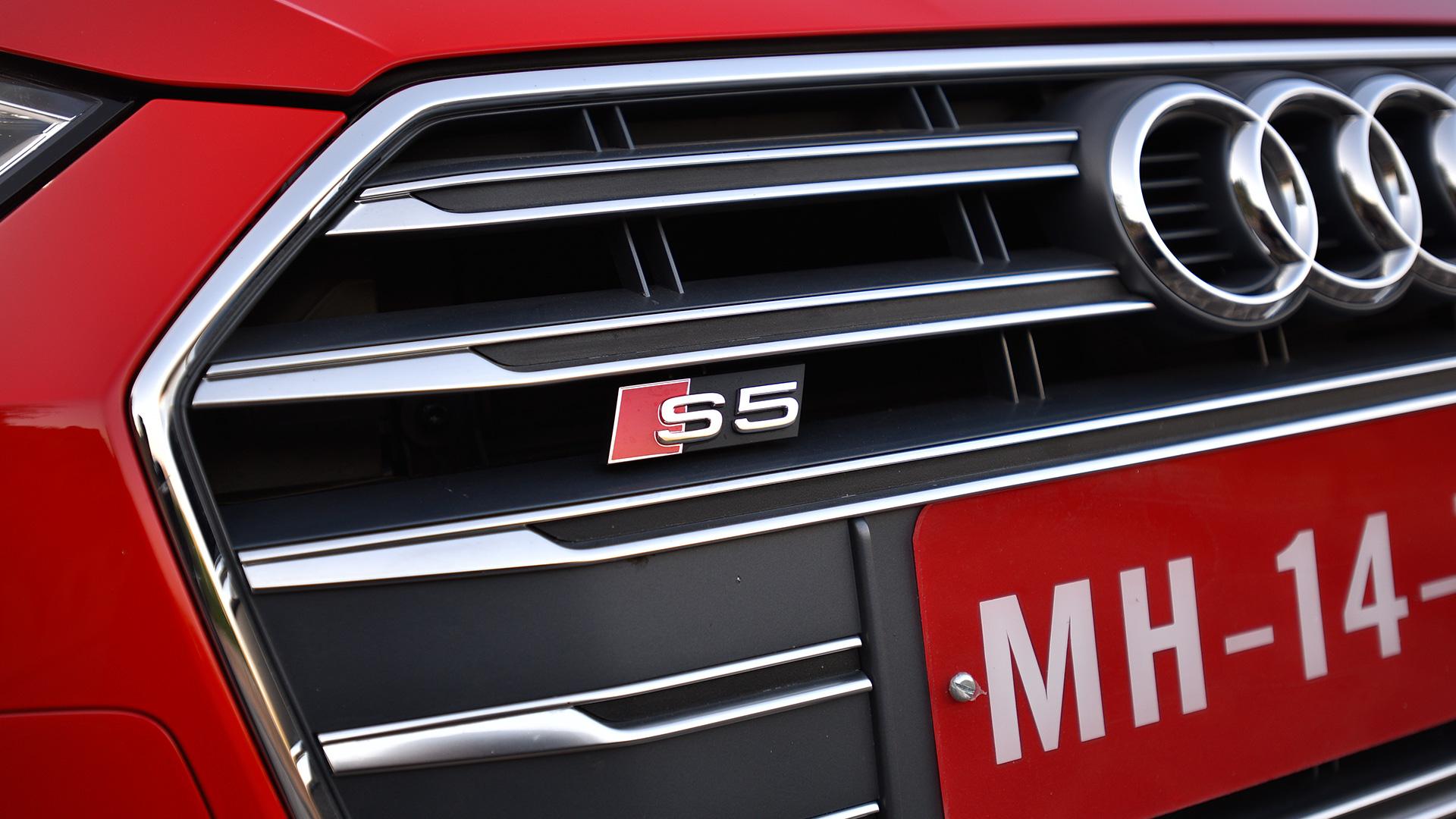 Audi S5 sportback 2017 STD Exterior