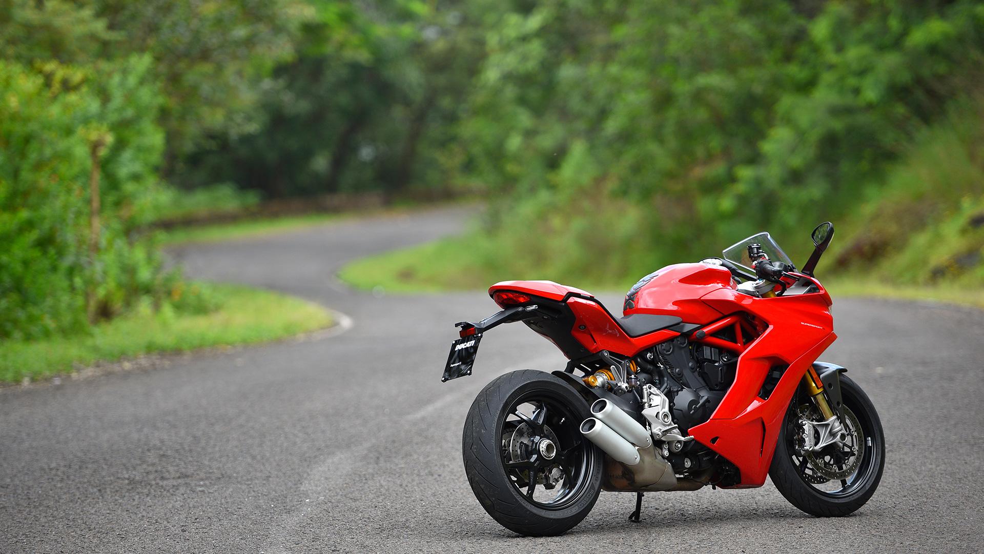 Ducati 939 Supersport 2017 S