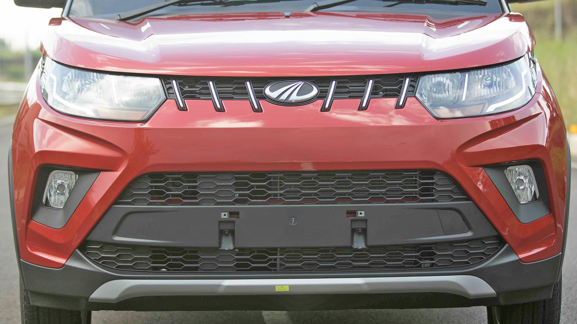 Mahindra KUV 100 NXT 2017 K8 Petrol 6 Str Exterior