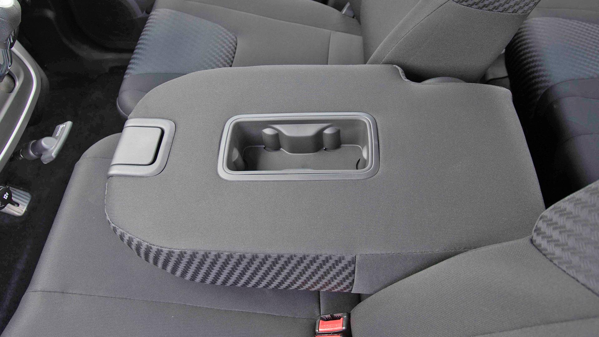 Mahindra KUV 100 NXT 2017 K8 Petrol 6 Str Interior