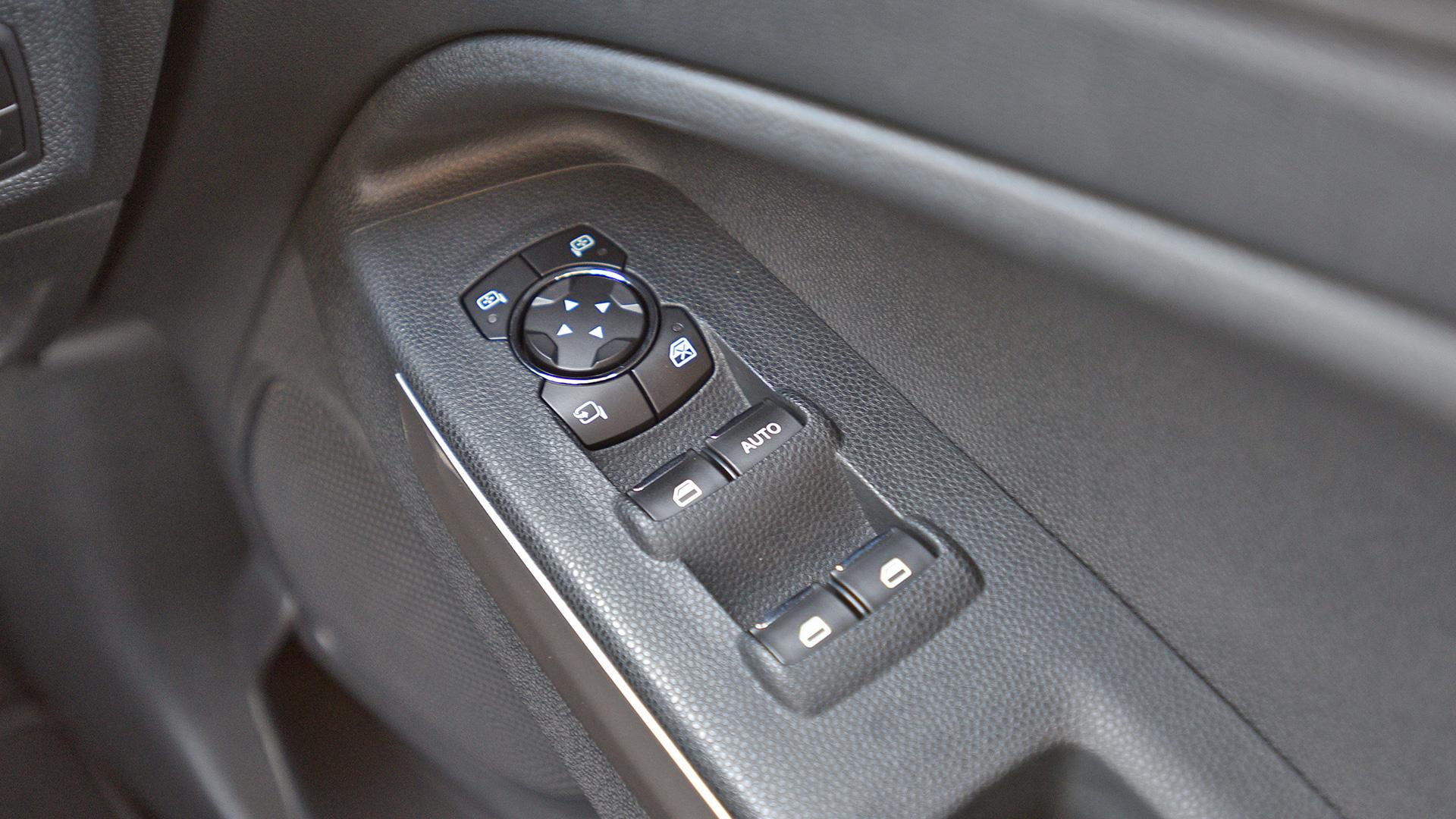 Ford Ecosport 2018 1.5 Diesel Platinum Interior