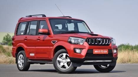 Mahindra Scorpio 2015 S6 - Price, Mileage, Reviews, Specification