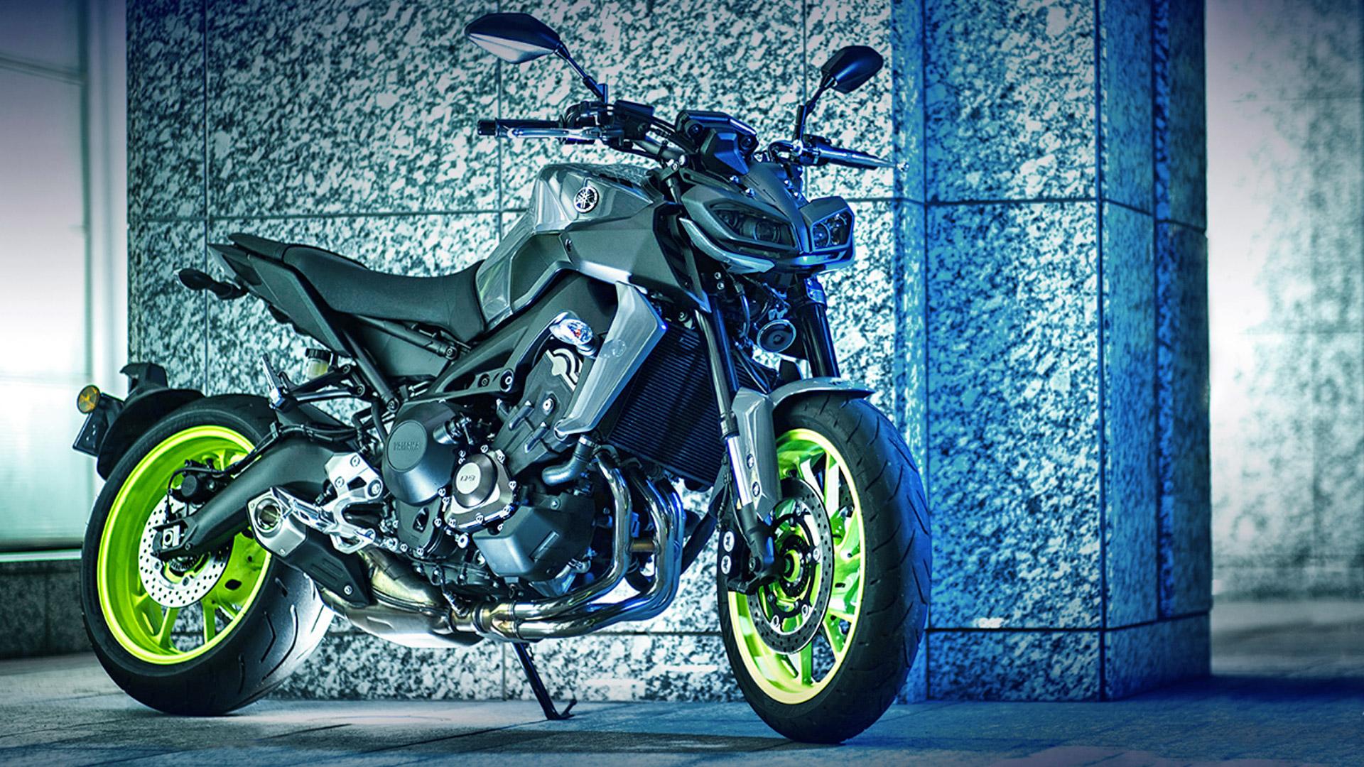 Yamaha MT-09 2017 STD