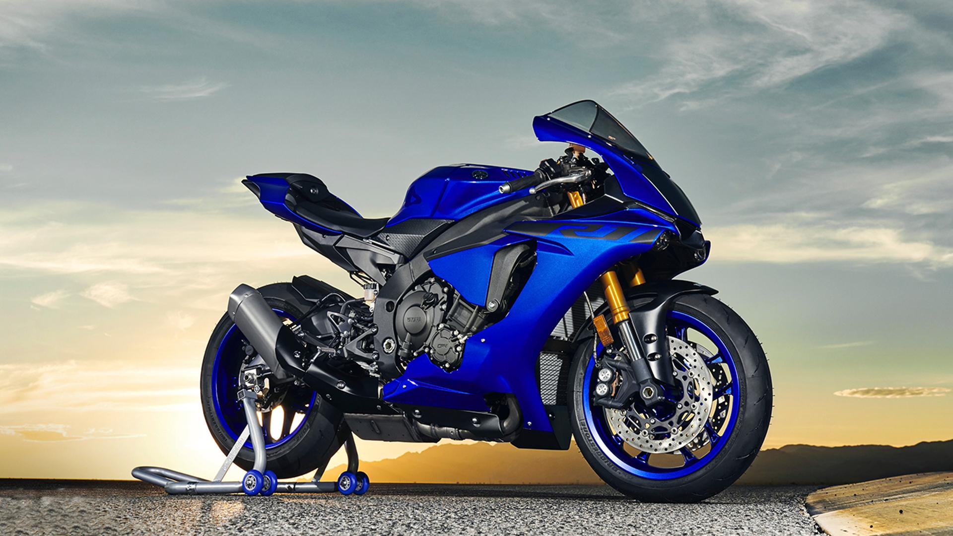 Yamaha Yzf R1 2018 Std