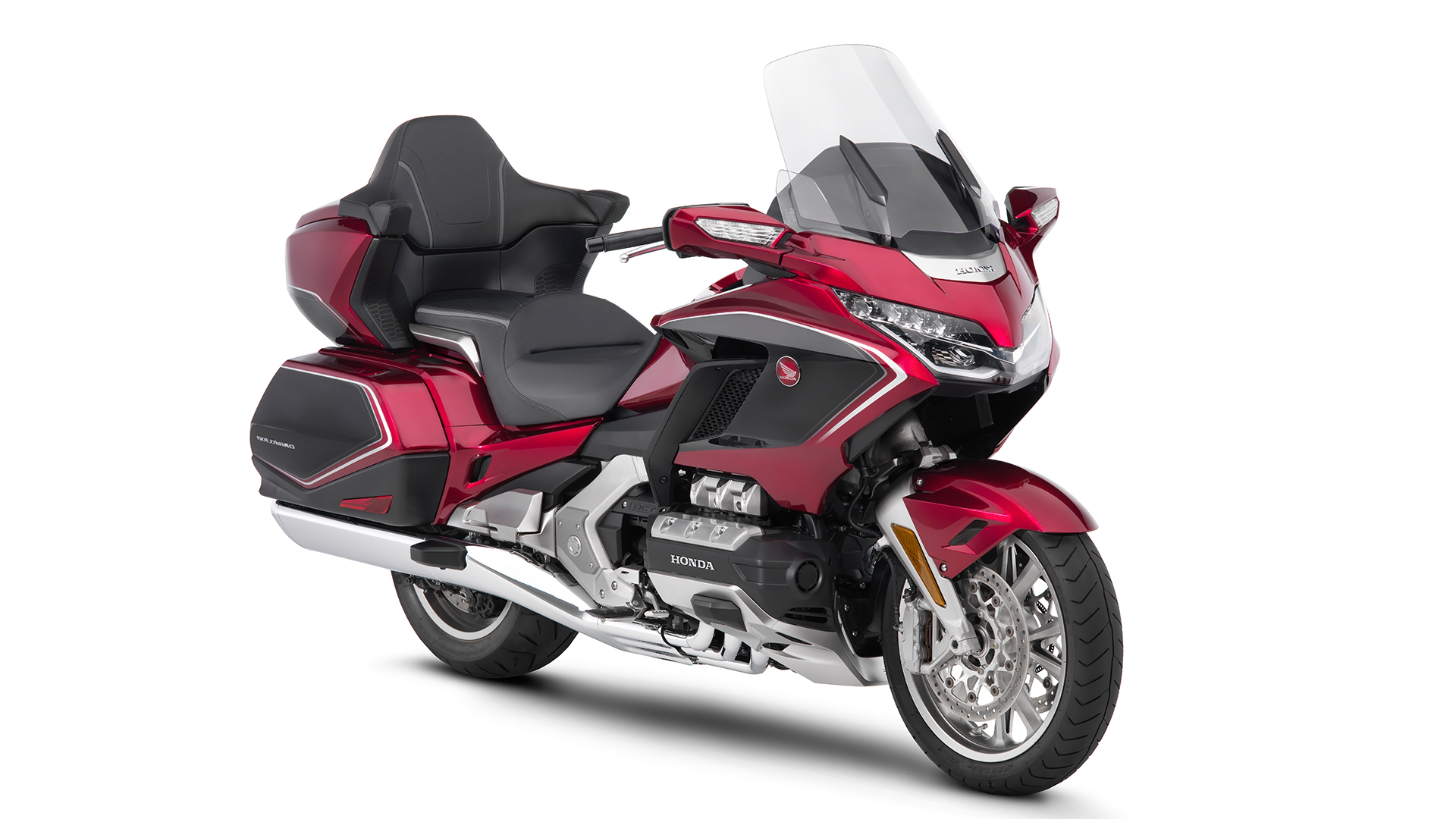 Honda Goldwing 2018 Price Mileage Reviews Specification