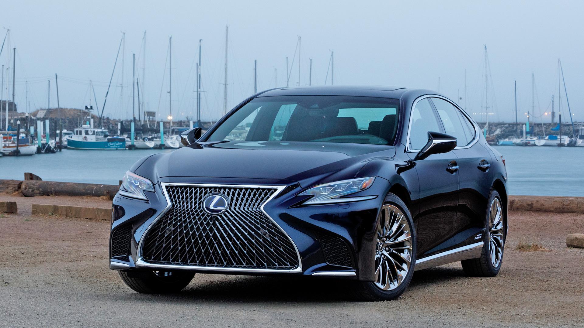 Lexus LS 500h 2018 Luxury