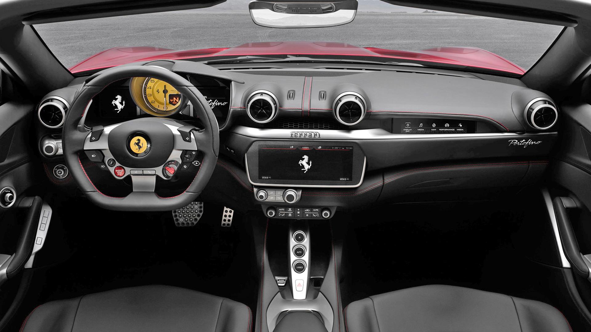 Ferrari Portofino 2018 STD Exterior