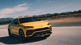 Lamborghini Urus 2018 STD