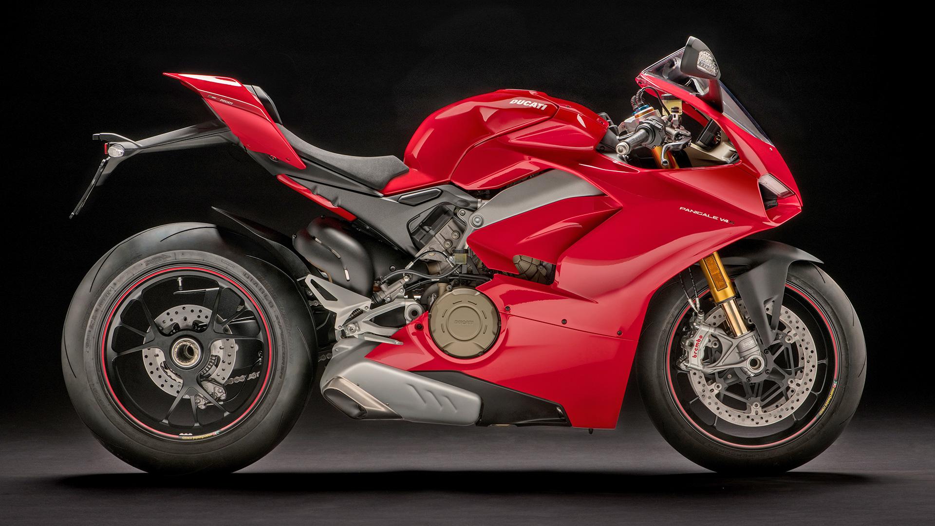 Ducati Panigale V4 2018 S