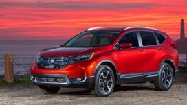 Honda CR-V 2018 Petrol 2WD