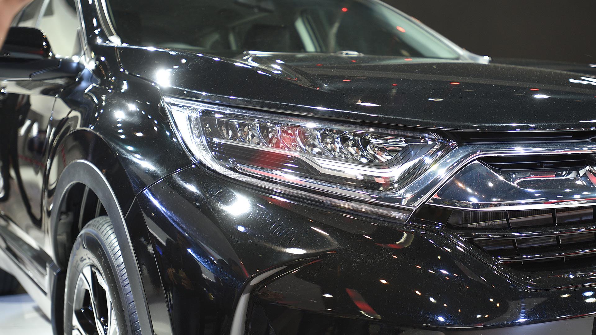 Honda CR-V 2018 Std Exterior