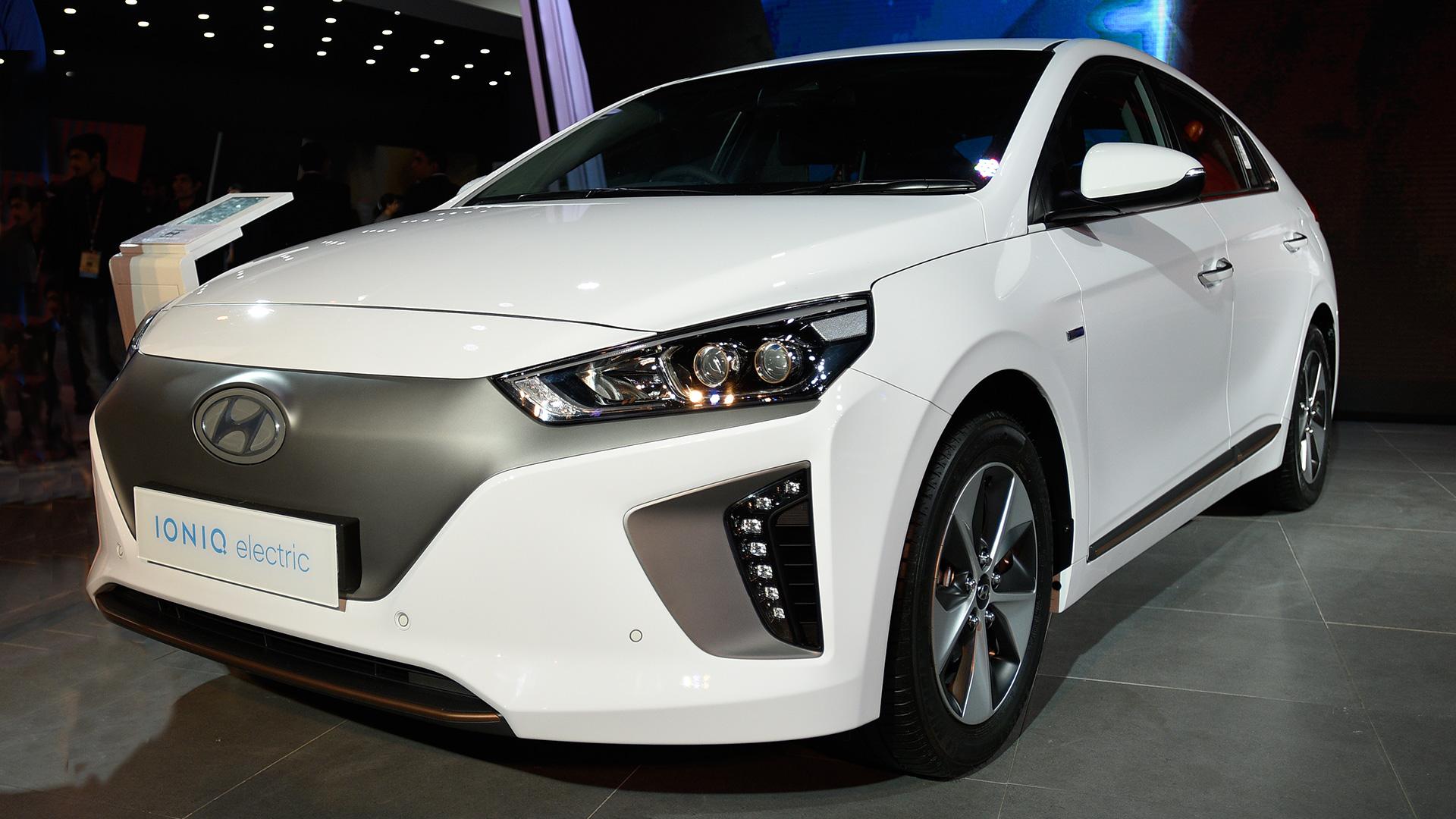 Hyundai Ioniq 2018 STD