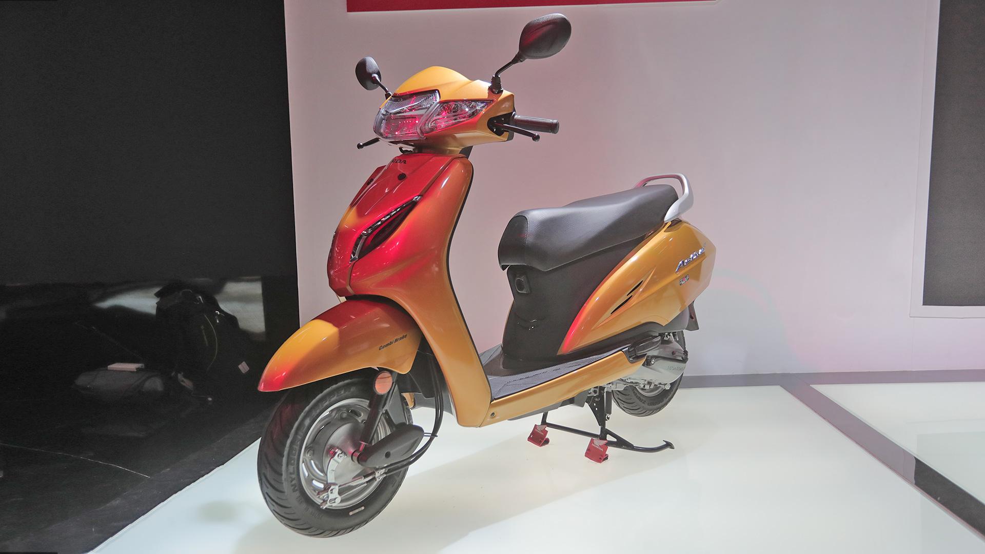 Honda Activa 5G 2018 DLX