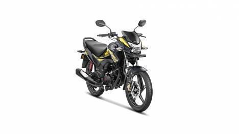 Honda CB Shine SP 2017