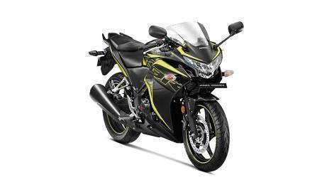 Honda CBR250R 2018