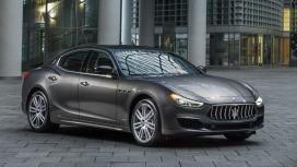 Maserati Ghibli 2018 STD