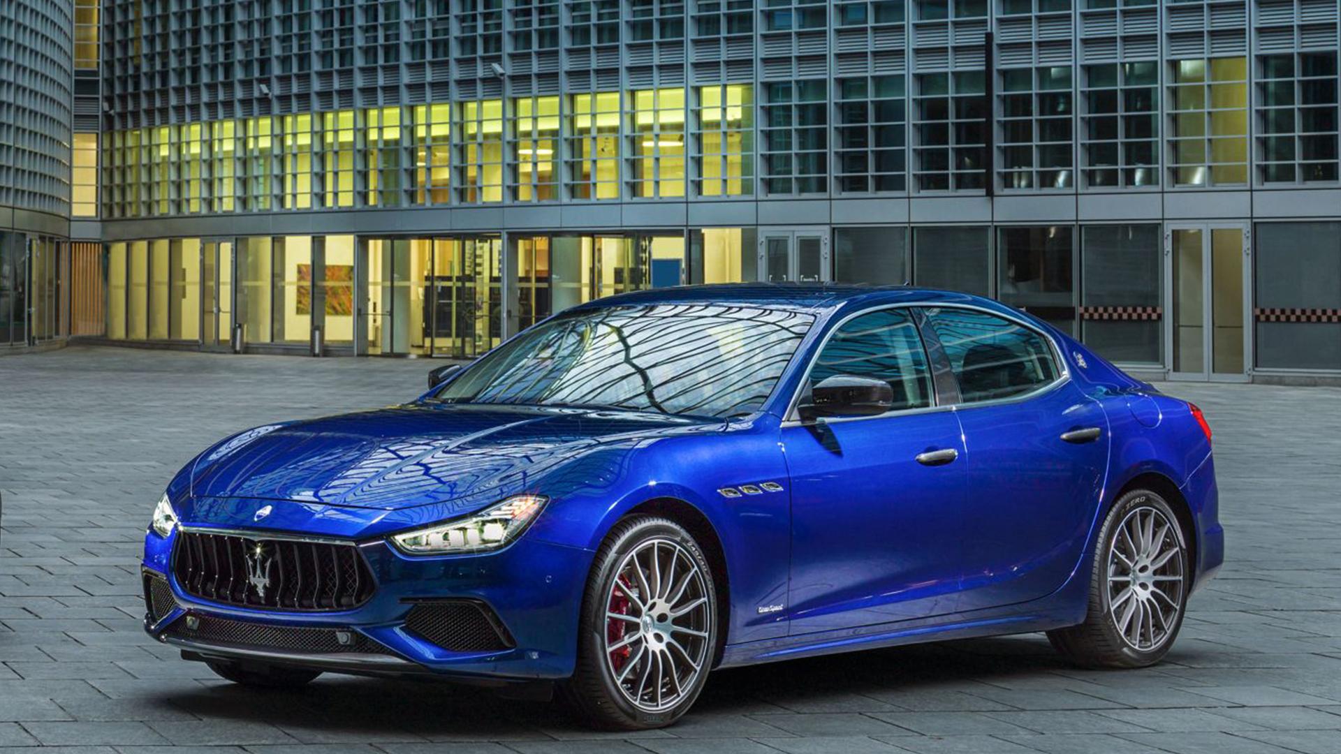Maserati Ghibli 2018 STD Exterior Car Photos - Overdrive