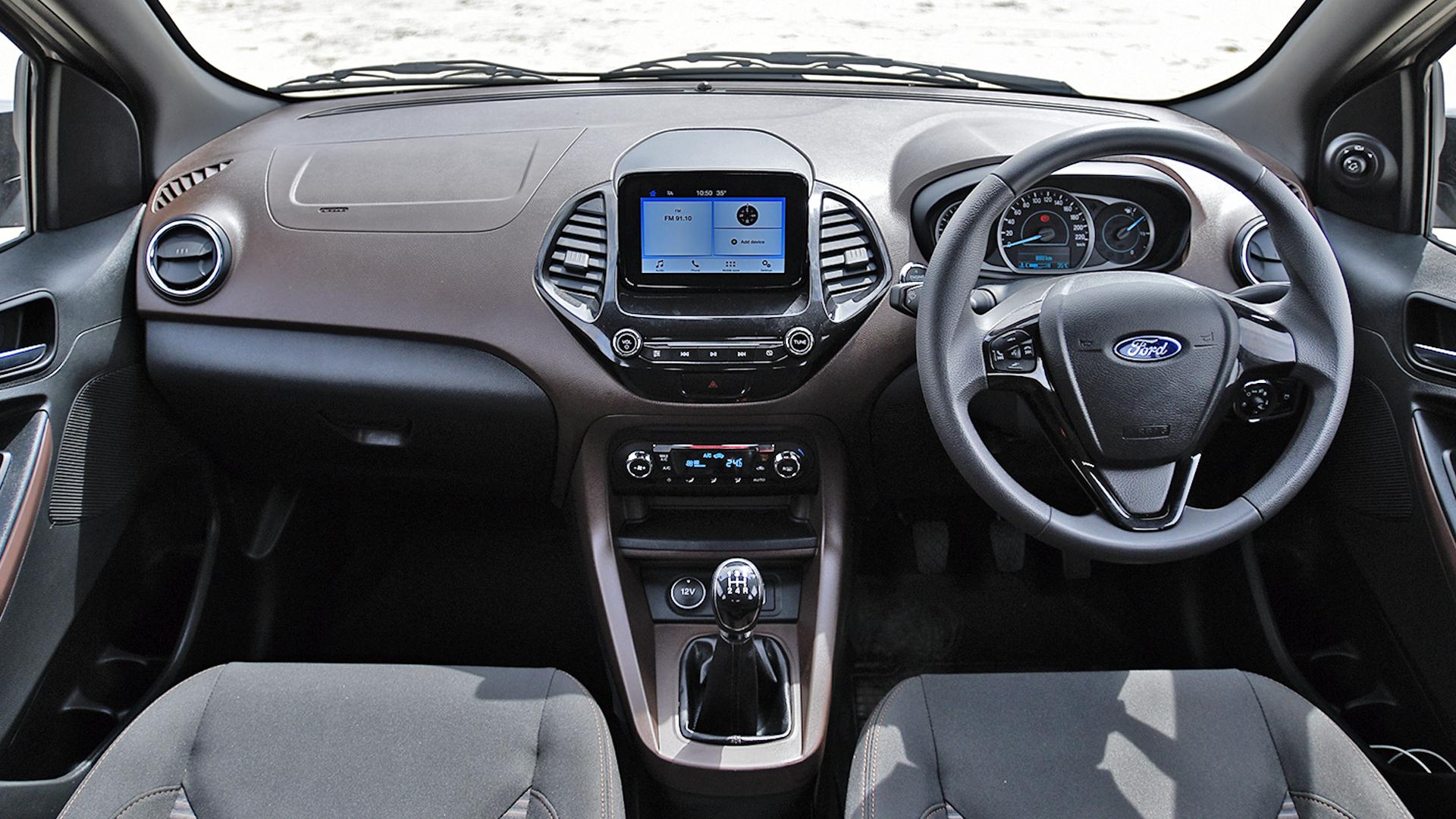 Ford Freestyle 2018 1 2 Petrol Titanium Interior Car