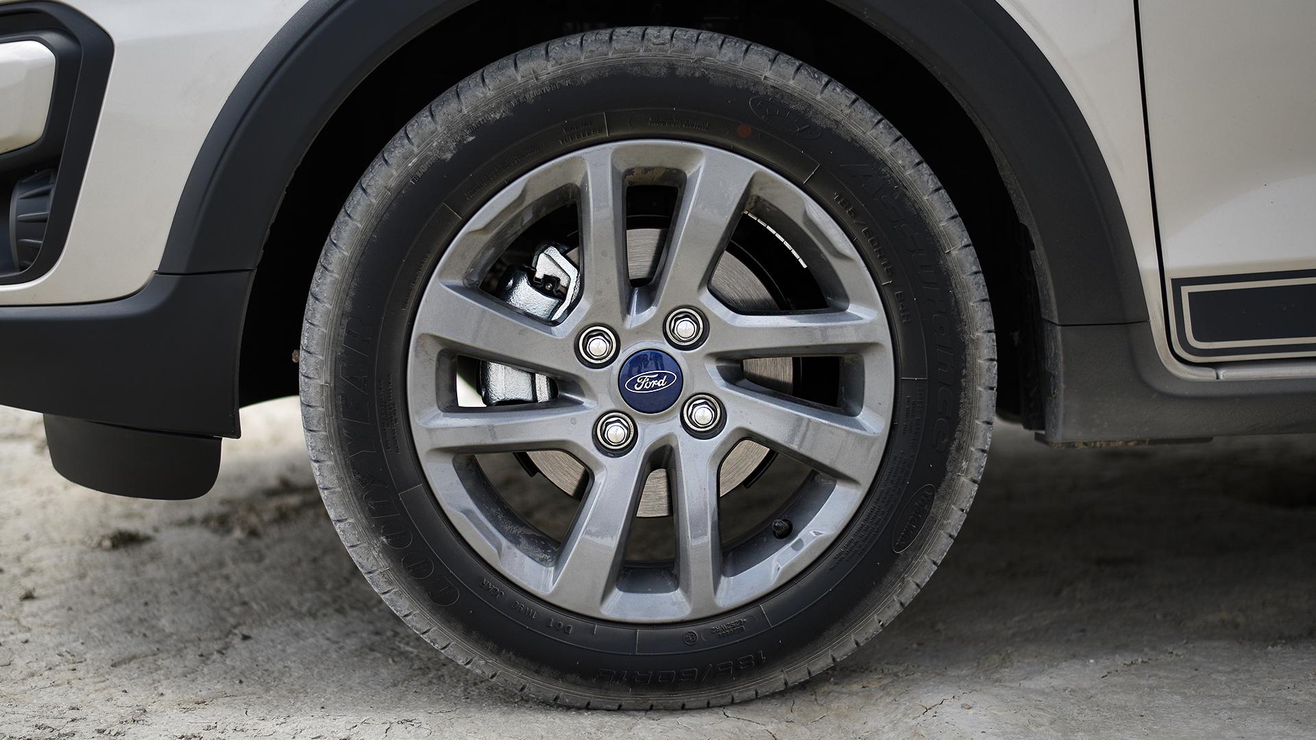 Ford Freestyle 2018 1.2 Petrol Titanium Exterior