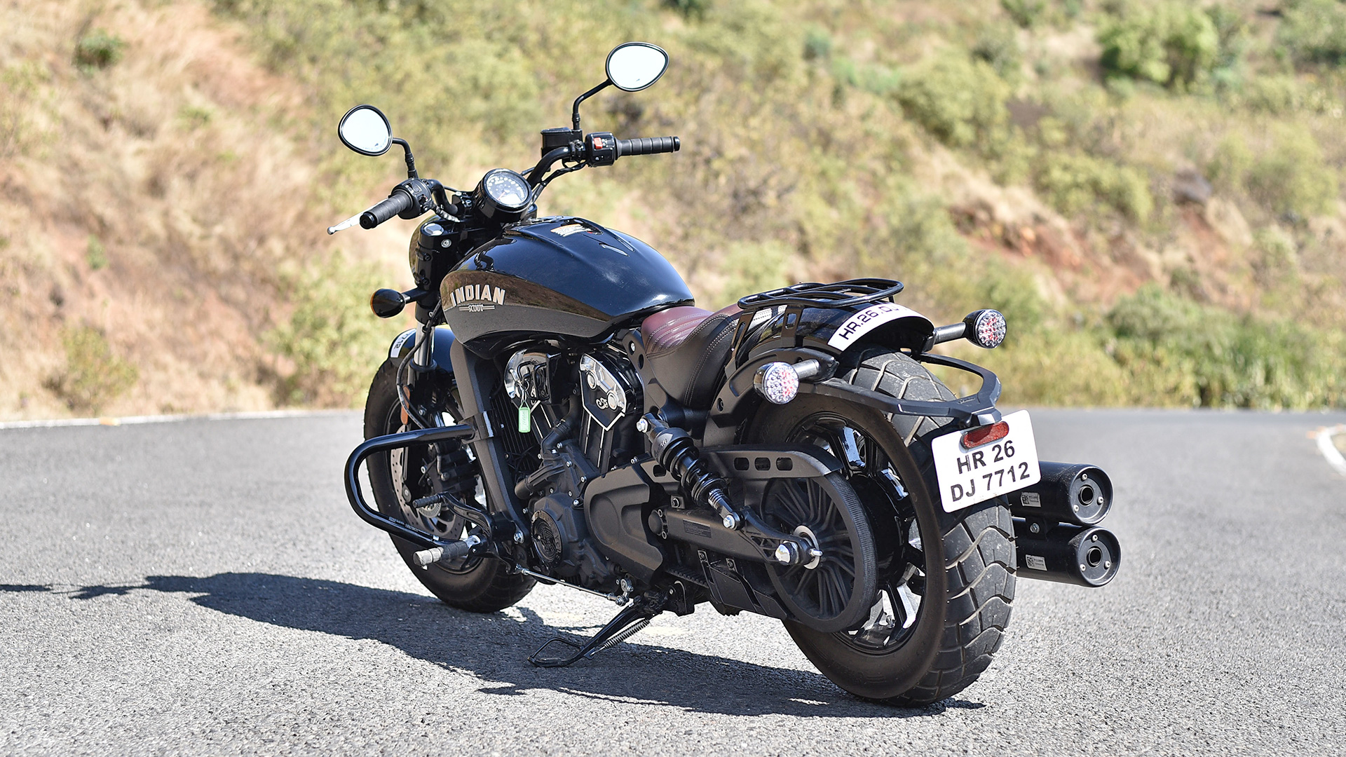 Indian Scout 2018 Bobber