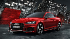 Audi RS 5 2018 STD