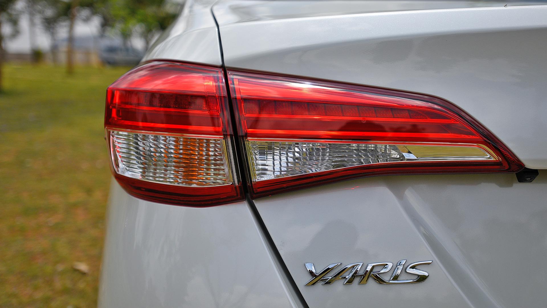 Toyota Yaris 2018 VX CVT Exterior